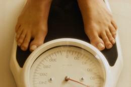 Losing weight needs attitude change