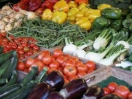 Name these vegetables!