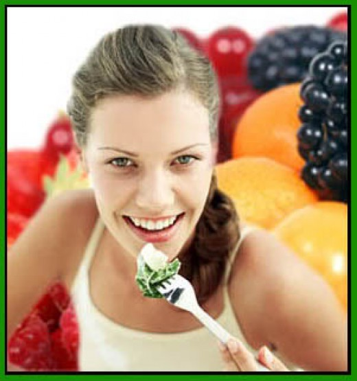 Healthy Diet Helps