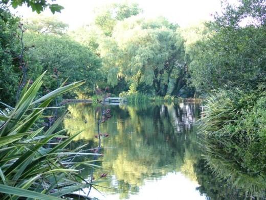 Les Rouvets Lake 1