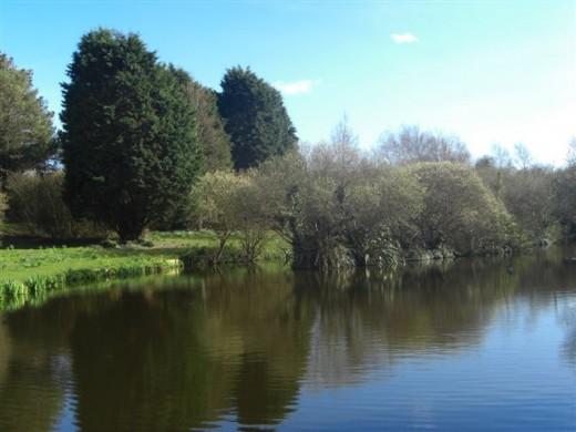 Les Rouvets Lake 3