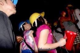 night tour inside the Malinta tunnel