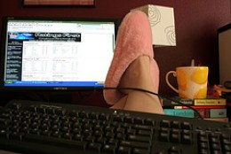 Work at Leisure (Flickr)