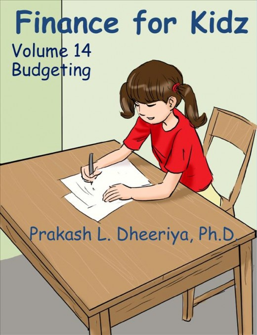Finance For Kidz: Volume 14: Budgeting