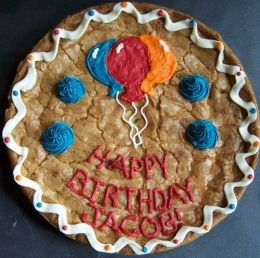 Photo Credit:  Sugar House Cookies and Cakes