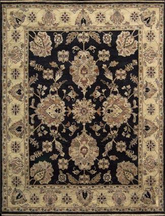 Nourison Tajik Wool Hand Knotted Rug
