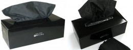 Black Tissue at Japanese Trend Shop