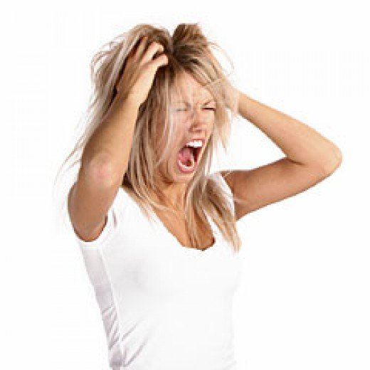 DON'T MESS WITH AN ANGRY WOMAN HAVING PMS (Photo courtesy of http://www.natural-holistic-health.com/)
