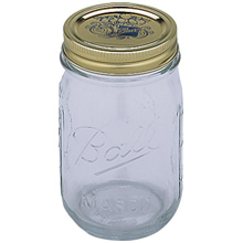 Pint Size Mason Jar
