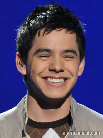 Polls currently are showing David Archuleta as the Top runner to win American Idol...