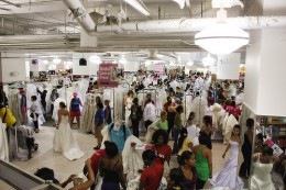 Thousands of bargain hunters will show up in the first hours of the sale.