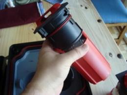 Fluval-G3-Chemical Cartridge preparation - Removal