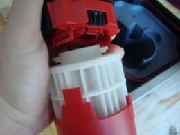 Fluval-G3-Mechanical Cartridge preparation - Removal