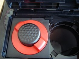 Fluval-G3-Mechanical Cartridge preparation - Insertion