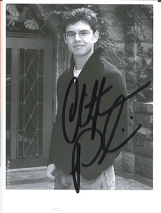 Christopher Paolini, Author of the Inheritance Trilogy Series of Books