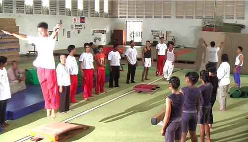 Gymnastics for kids is essential.