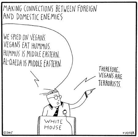 courtesy of http://www.greenisthenewred.com/blog/wp-content/Images/peyser_vegan_hummus_terrorist_cartoon.jpg