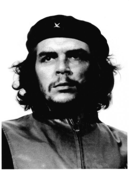 """Ernesto Che Guevara"". Wonder the impact he left in me?"