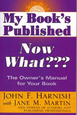 My Book's Published - Now What???