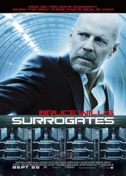 """Surrogates"" on DVD  Leaves Lackluster Impressions"