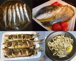 Fish is a good source for Omega 3 which is good for children with ADHD