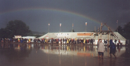 1998 was a very wet year. Photo by Steve Andrews