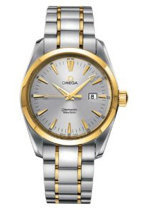 Omega stylish gold watch 2016