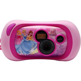 Disney Princess Digital Camera