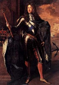 James II Duke of York and Albany
