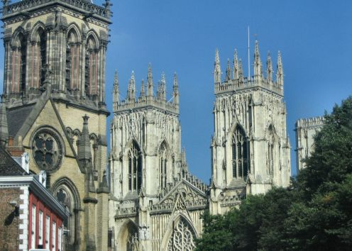 York Minster. Copyright Tricia Mason