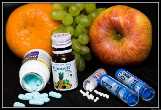 Medicines or Fruit?