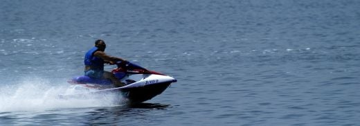 Jet ski rentals can make an adventurer out of anyone!