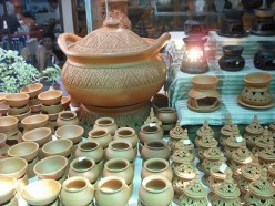 Mon-style pottery called Hai