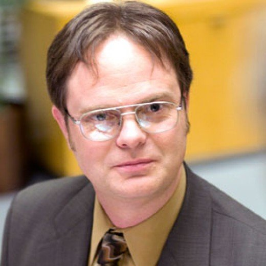 Dwight K. Shrute
