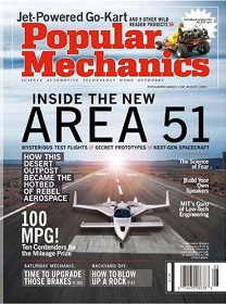 Popular Mechanics - gifts for 30 year old man