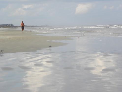 Atlantic Ocean St. Augustine, Florida, U.S.A.