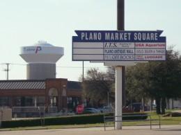Plano Market Square Discount Shopping Mall, Plano, TX |  Daniel J. Gansle