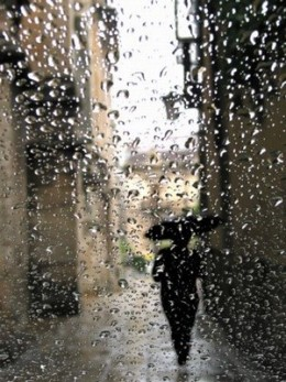 or RAIN is any respecter of persons . . .