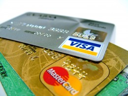 Credit cards? Try a credit card wallet!
