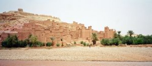 The real Kasbah