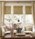 Bamboo Window Shades - A Roll Up Window Treatment