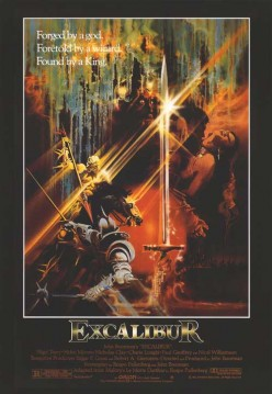 """Excalibur"" and the Legend of King Arthur"