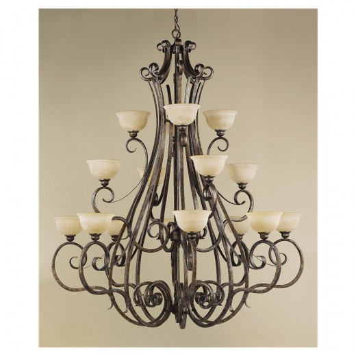 Murray Feiss Chandelier