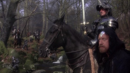 Merlin and Uther