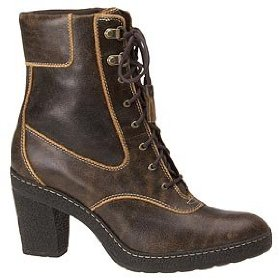 Lace up boot - Timberland Vintage lace up ankle boot