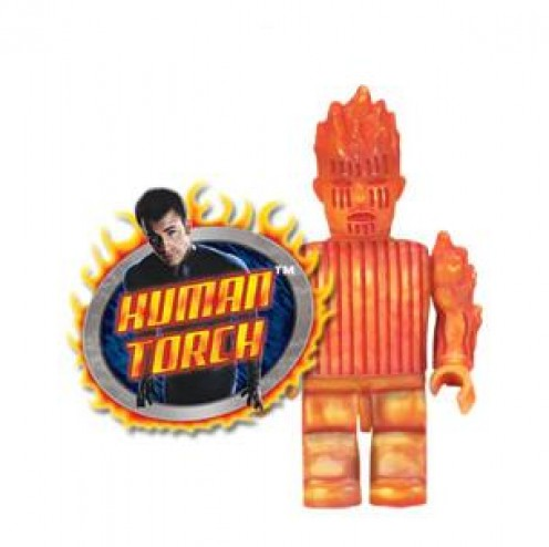 The Human Torch mini figure