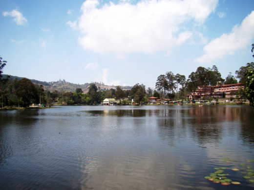 The Birijam Lake, Kodaikanal 2