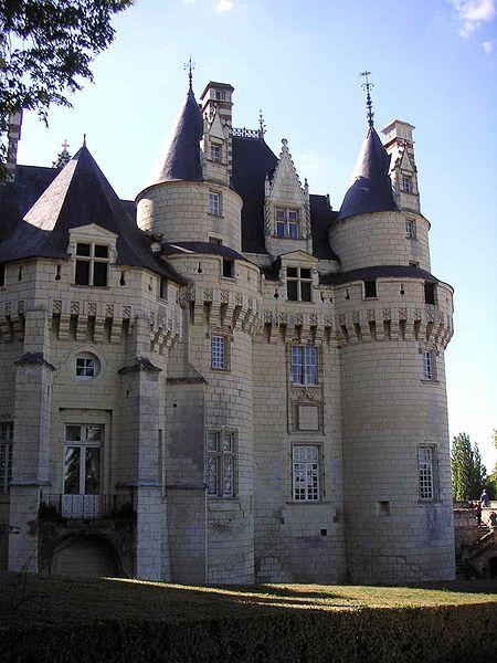 Chateau d'Uss