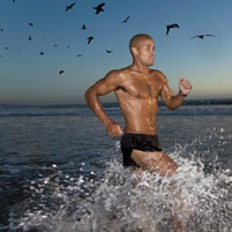 Heavyweight Navy Seal-Turned-Ultra Runner David Goggins