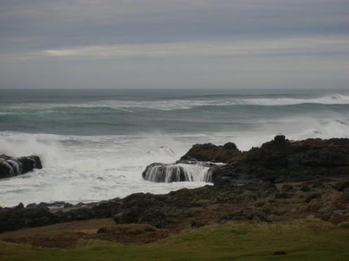THe Eternal Pacific Ocean